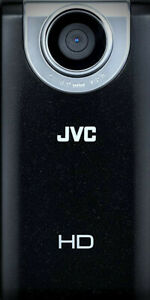 JVC PICSIO GC-FM2 HD Memory Camera (Black)