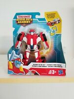 Transformers Rescue Bots Academy HEATWAVE THE FIRE-BOT EASY TO DO RACE CAR...