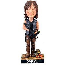 The Walking Dead - Daryl Resin Bobble Head Figure NEW Royal Bobbles