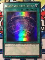 Dunkler magischer Schleier MVP1-DE019 UR 1. Auflage Yu-Gi-Oh Zauber Karte TOP NM