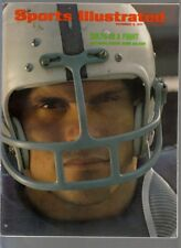 1971 Sports Illustrated Norm Bulaich Colts 11/8/1971 No Label