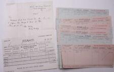 1928 Lamson Goodnow R H Macy Co NYC Hand Written Letter Ephemera L300D