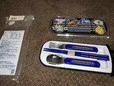 Kids spoon/fork/chopsticks tableware/utensils set