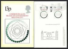 1977 PHQ 23 Commonwealth Heads Of Government Meeting 1977 House Of Commons FDI