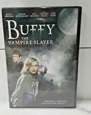 Buffy The Vampire Slayer Movie DVD 2010 Swanson Sutherland Reubens NEW