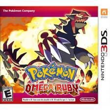 Legit Unlocked Pokemon Omega Ruby - All 721, All Mega Stones, Max Items!