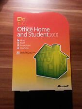 Microsoft Office 2010 Home and Student/Version complète/BOX/allemand 79g-01904