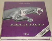 Bildband: Jaguar - Die Ultimative Jaguar Bibel, mit XK XJ Mark I II X E-Type XJS