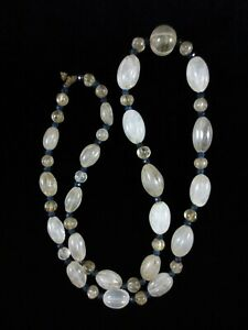 Ancient Quartz Crystal Trade Beads