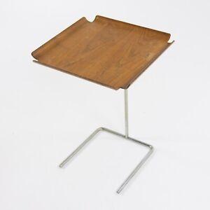 1950's Original George Nelson & Associates Herman Miller 4950 Tray Side Table