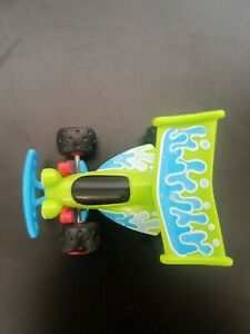 Pixar Disney's Toy Story Burger King Race Car Original 1995 Self- propelled Car