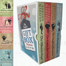 Nicholas Bracewell Series Edward Marston 4 Books Collection Gift Wrapped Set NEW