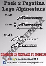 Pegatinas Alpinestar Sticker moto, casco, sticker, vinilo, motocross, enduro...