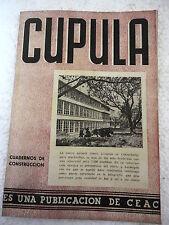 Revista Cupula num.27,Construccion,Decoracion,Arquitectura