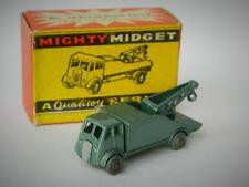 BENBROS QUALITOY RARE VINTAGE 1954 BOXED MIGHTY MIDGET No.33 AEC BREAKDOWN LORRY