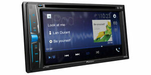 Pioneer Double DIN Bluetooth In-Dash DVD/CD Digital Media Car Stereo Receiver