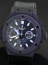 Hublot Big Bang Maradona black Ceramic/Titanium auto. chrono limited men's watch