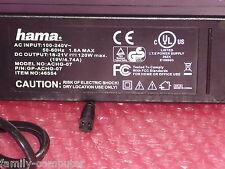 hama ACHG-07   GP-ACHG-07  Netzteil / Power Supply