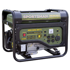 Sportsman Gen4000 Gasoline 4000 Watt Portable Generator - Rv Ready