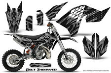CREATORX GRAPHICS KIT FOR KTM SX65 SX 65 2009-2015 BOLT THROWER S