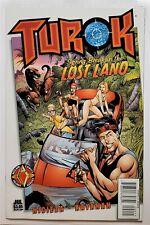 Turok Spring Break in the Lost Land #1 (Jul 1997, Acclaim / Valiant) FN