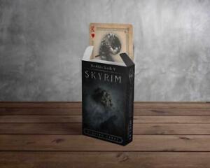 Elder Scrolls V Skyrim Playing Cards