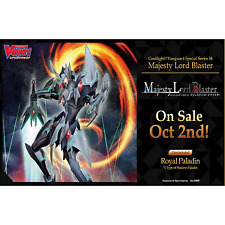 Cardfight!! Vanguard Special Series Majesty Lord Blaster EN - Preorder 02/10**