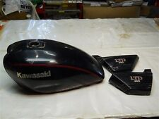 KAWASAKI KZ440 KZ400 BELT LTD TANK SIDE COVER SET MATCHING