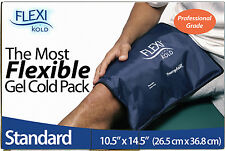 """FlexiKold Gel Cold Pack Standard Size Large (10.5"""" x 14.5"""") Ice Pack (6300-COLD)"""