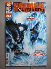 Batman and the Outsiders #9 Main Kirkham Cover DC Comics 2020 NM