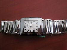 Ladies Rado Integral Silver Quartz Watch Style R20488112 White Dial