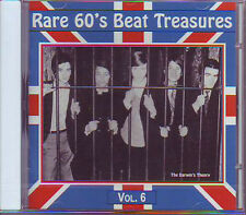 Surtout-Rare 60's Beat Treasures volume 6 CD