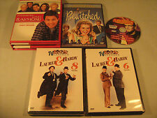 DVD Lot of Classic TV 35 Shows BEWITCHED, LAUREL & HARDY, RAYMOND  [Y48p]