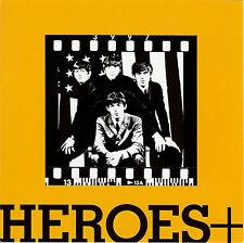 HEROES & VILLAINS by DAVID STEEN Genesis Pub. #202/350 Signed by SIR ROGER MOORE