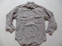 Levi's Jeans Cord Hemd Gr. M, beige, Cordhemd mit Pattentaschen, TOP Qualität !