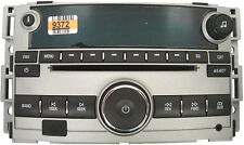 Cobalt G5 CD MP3 XM ready radio. OEM factory GM Delco stereo. 20789372 new