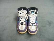 "Women's DC SHOE CO USA ""Rebound High"" Shoes Size 7 ( 302164 ) skateboard shoes"