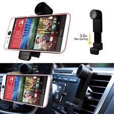 Supporto auto Porta Cellulare cruscotto bocchette griglie aria per HTC ONE M7 M8