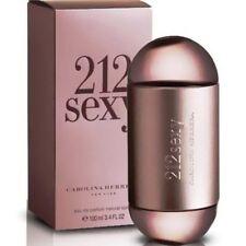 Carolina Herrera 212 Sexy EDP Eau De Parfum Spray 100ml 3.4oz FREE P&P