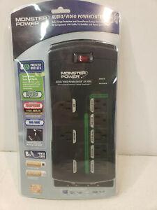 Monster Power AV800G Audio/Video Powercenter