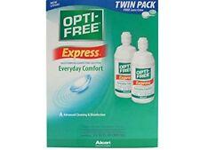 Paquete de 3 - Opti-Free Express DURADERO Confort Fórmula Económico 591ml Each