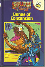 Buzz Books Skeleton Warriors Bones Of Contention story book