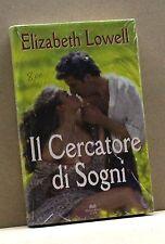 IL CERCATORE DI SOGNI - E. Lowell [Libro, Originale Club Editore]
