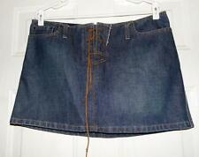 Abercrombie & Fitch Juniors Solid Mini Skirts for Women