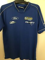 Ford Performance Racing Official Supercars Winterbottom #5 Shirt Vintage Large