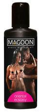 Christmas Oriental Ecstasy Massage Oil Magoon Erotic Sexy Sensual-Wet Play 100ml