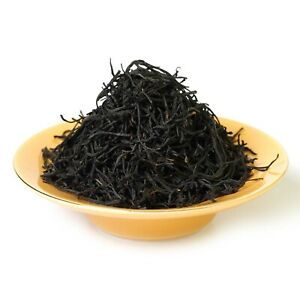 GOARTEA Organic Supreme Anhui Qimen Qi Men Keemun Red Kung-Fu Chinese Black Tea