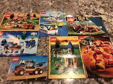 LEGO Set 6669 Daredivel Truck ohne BA vintage set without instruction