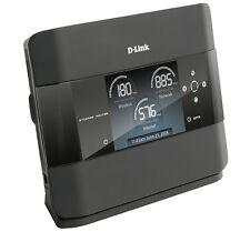 D-link DIR-685 Inalámbrico N Gigabit Router 300Mb Wifi Photoframe LCD USB NAS SATA