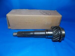 NORS NOS Ford Mercury Main Input Shaft Gear 51 52 53 54 Passenger Car 1A-7017-A